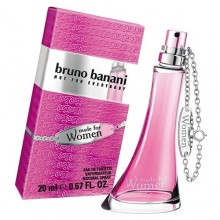 Bruno Banani Made For Woman Eau de Toilette 20ml naisille 85945
