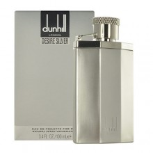 Dunhill Desire Silver Eau de Toilette 100ml miehille 01814