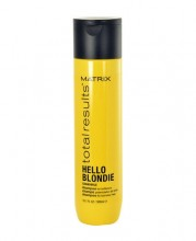 Matrix Total Results Hello Blondie Shampoo 300ml naisille 41751
