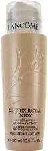 Lancome Nutrix Royal Body Dry Skin Cosmetic 400ml naisille 14114