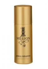 Paco Rabanne 1 Million Deodorant 150ml miehille 07945