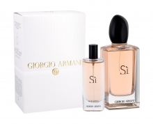 Giorgio Armani Si Edp 100 ml + Edp 15 ml naisille 78707