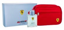 Ferrari Scuderia Ferrari Light Essence Edt 125 ml + Cosmetic bag miehille 50171