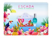 Escada Born in Paradise Edt 30ml + Cosmetic bag naisille 49334