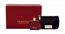 Versace Eros Edp 100 ml + Edp 10 ml + Cosmetic Bag miehille 50686