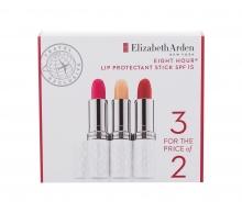 Elizabeth Arden Eight Hour Cream Eight Hour Lip Protectant Stick SPF15 3,7 g + Eight Hour Lip Protectant Stick Sheer Tint SPF15 3,7 g Blush + Eight Hour Lip Protectant Stick Sheer Tint SPF15 3,7 g Berry naisille 90880