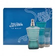 Jean Paul Gaultier Le Male Edt 125ml + 75ml Shower gel + 50ml After shave balm miehille 79758