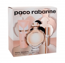Paco Rabanne Olympéa Edp 80 ml + Edp 10 ml + Body Lotion 75 ml naisille 59947