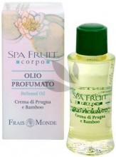 Frais Monde Spa Fruit Plum And Bamboo Perfumed Oil 10ml naisille 25182