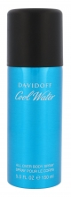 Davidoff Cool Water Deodorant 150ml miehille 08741