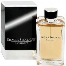 Davidoff Silver Shadow Aftershave 100ml miehille 12115