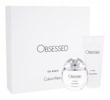 Calvin Klein Obsessed Edp 50 ml + Body Lotion 100 ml naisille 87755