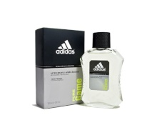 Adidas Pure Game Aftershave Water 50ml miehille 15242