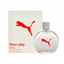 Puma Time to Play Woman EDT 90ml naisille 08710
