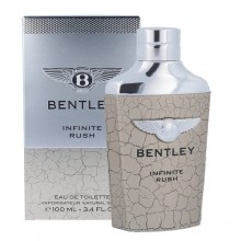 Bentley Infinite Rush Eau de Toilette 100ml miehille 71293