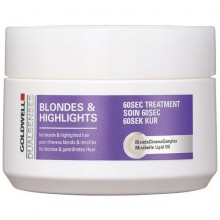 Goldwell Dualsenses Blondes Highlights Hair Mask 200ml naisille 55556