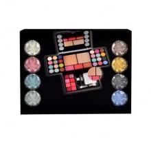 Makeup Trading Diamonds 13,44g Eyeshadows + 4,8g Blush + 14,4g Face Powder + 3,2g Lipgloss naisille 07805
