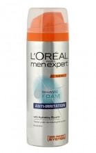 L´Oréal Paris Men Expert Shaving Foam 200ml miehille 06087