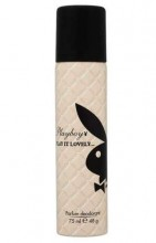 Playboy Play It Lovely For Her Deodorant 75ml naisille 57429