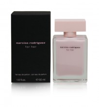 Narciso Rodriguez For Her EDP 50ml naisille 90136
