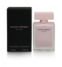 Narciso Rodriguez For Her Eau de Parfum 50ml naisille 90136