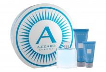 Azzaro Chrome Edt 100 ml + Aftershave Balm 50 ml + Shower Gel 100 ml miehille 07141