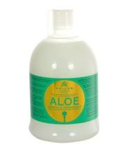 Kallos Aloe Vera Moisture Repair Shine Shampoo Cosmetic 1000ml naisille 11890