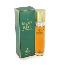 Elizabeth Taylor Diamonds and Emeralds Eau de Toilette 100ml naisille 50508