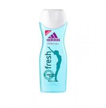 Adidas Fresh Shower gel 250ml naisille 22825