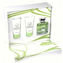 Versace Versense Edt 50ml + 50ml Body lotion + 50ml Shower gel naisille 09455