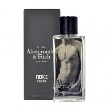 Abercrombie & Fitch Fierce Eau de Cologne 100ml miehille 63035