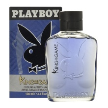 Playboy King of the Game Aftershave 100ml miehille 48320
