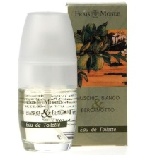 Frais Monde White Musk And Bergamot EDT 30ml naisille 25953
