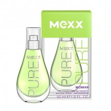 Mexx Pure Woman Eau de Toilette 30ml naisille 73380