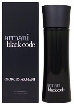 Giorgio Armani Black Code Aftershave 100ml miehille 15519