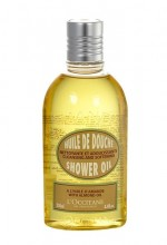 L´Occitane Almond Shower Oil 250ml naisille 07812