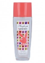 Playboy Generation For Her Deodorant 75ml naisille 20297