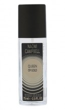 Naomi Campbell Queen Of Gold Deodorant 75ml naisille 97796