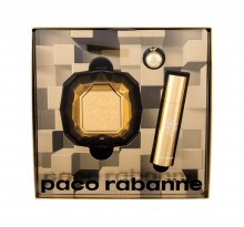 Paco Rabanne Lady Million Edp 50 ml + Edp 10 ml + Key Ring naisille 71635