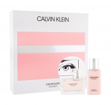 Calvin Klein Calvin Klein Women Edp 50 ml + Body Lotion 100 ml naisille 03918