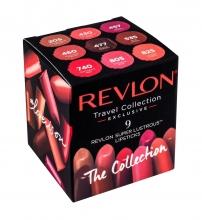 Revlon Super Lustrous Lipstick + Lipstick 430 + Lipstick 457 + Lipstick 460 + Lipstick 477 + Lipstick 535 + Lipstick 740 + Lipstick 805 205 Champagne On Ice naisille 99003