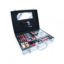 2K Beauty Unlimited Train Case Complete Makeup Palette naisille 40089