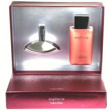 Calvin Klein Euphoria Edp 50ml + 200ml Body lotion naisille 94979