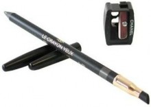 Chanel Le Crayon Yeux Eye Pencil 1g 01 Noir naisille 10103