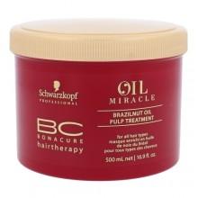 Schwarzkopf BC Bonacure Oil Miracle Hair Mask 500ml naisille 67140