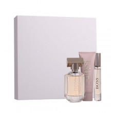 HUGO BOSS Boss The Scent For Her EDP 50 ml + EDP 7,4 ml + body lotion 50 ml naisille 56450