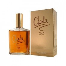 Revlon Charlie Gold EDT 100ml naisille 11838
