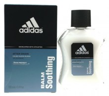 Adidas Balm Soothing Aftershave Balm 100ml miehille 30528
