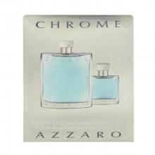 Azzaro Chrome Edt 200ml + 30ml Edt miehille 00913