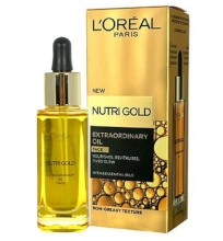 L´Oreal Paris Nutri Gold Extraordinary Oil Cosmetic 30ml naisille 57572